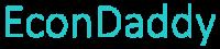 EconDaddy IB Economics tutor Logo