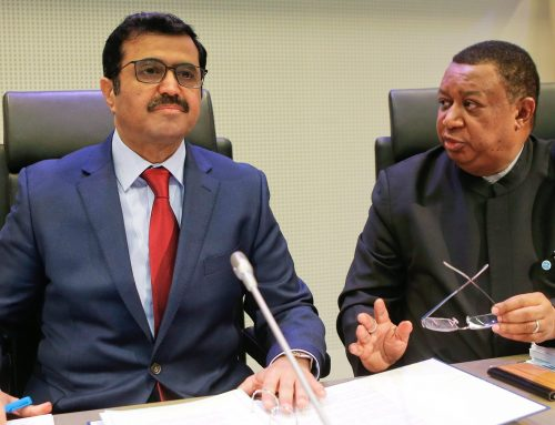 OPEC cuts oil supply first time in 8 years