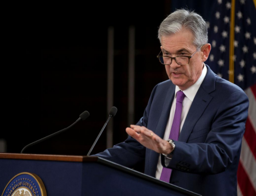 Better wait with further interest rate hikes?